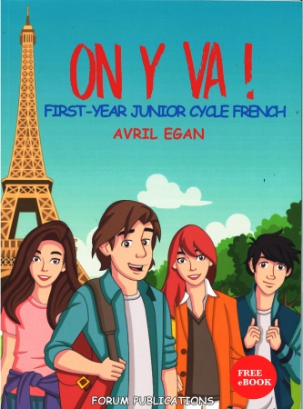 On Y Va! - First Year Junior Cycle - French - Free eBook