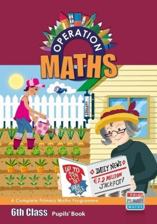 Operation Maths 6 - Pupil's Book