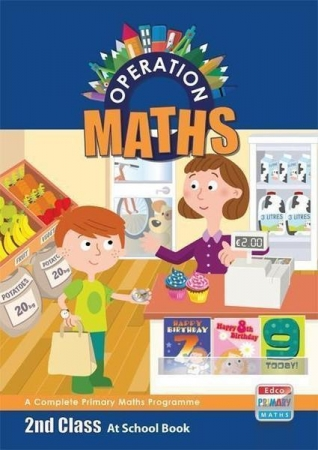 Operation Maths 2 - At School & Assessment Pack