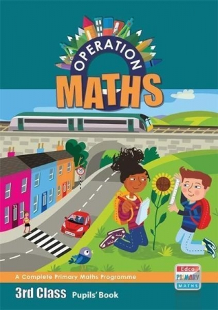 Operation Maths 3 - Pupil's Book