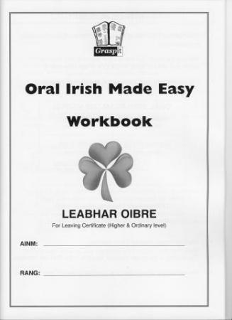 Oral Irish Made Easy! Workbook