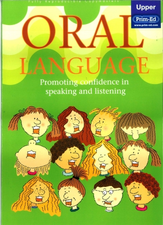 Oral Language - Upper Primary