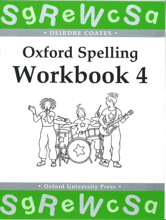 Oxford Spelling Workbook 4