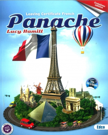 Panache - Leaving Certificate French Textbook - 3rd Edition