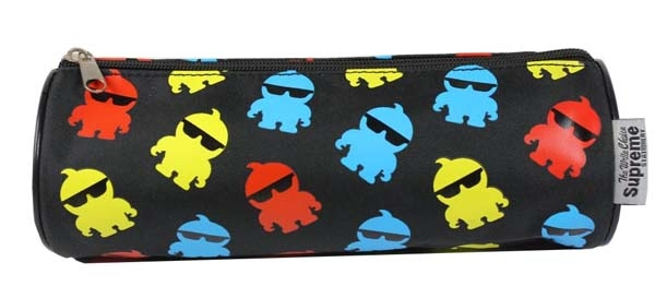 Pencil Case Cylindrical - 1 Zip - iDudes