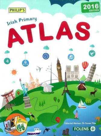 Philip's Irish Primary Atlas