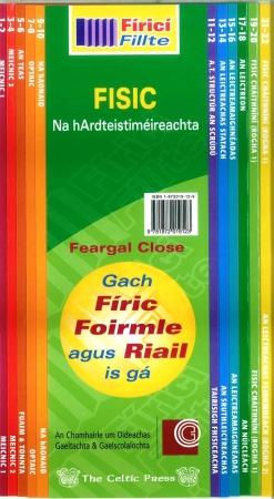 Fíricí Fillte Fisic - Leaving Certificate - Higher & Ordinary Level
