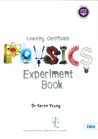 Physics Experiment Book - Leaving Certificate Physics