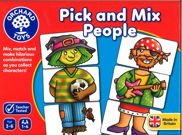 Pick & Mix People