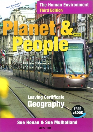 Planet & People The Human Environment - Elective Unit 5 - 3rd Edition - Includes Free eBook
