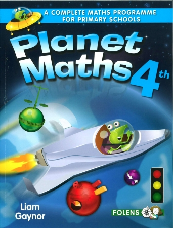 Planet Maths 4 - Textbook - 2nd Edition - Fourth Class