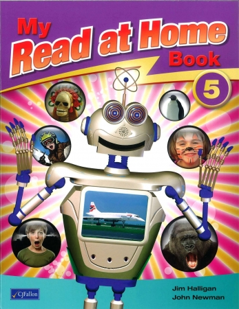 My Read At Home Book 5