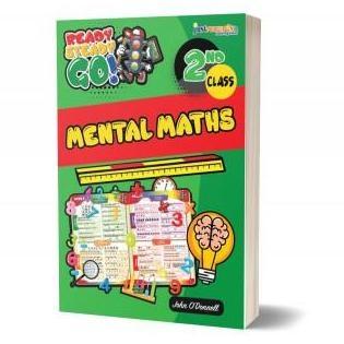 Ready Steady Go Maths 2nd Class