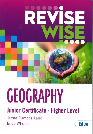 Revise Wise Junior Certificate Geography Higher Level
