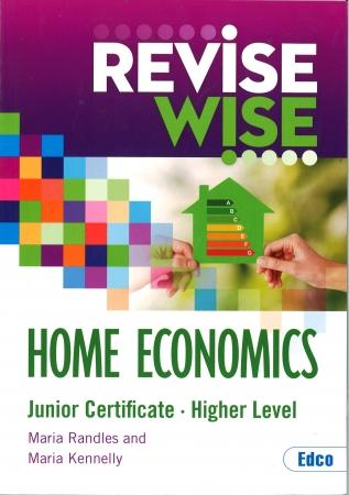 Revise Wise Junior Certificate Home Economics Higher Level