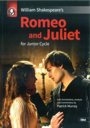 Romeo & Juliet Pack - Textbook & Portfolio - Junior Certificate English - Edco Shakespeare Series