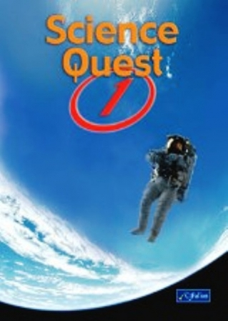Science Quest 1 - First Class