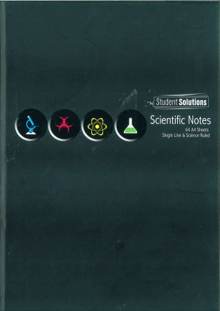 Science Hardback Copy A4 128 Page
