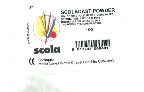 Scolacast Moulding Powder 1Kg
