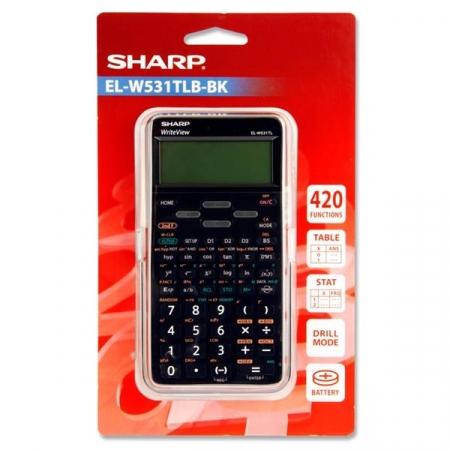 Sharp Scientific Calculator EL-W531T