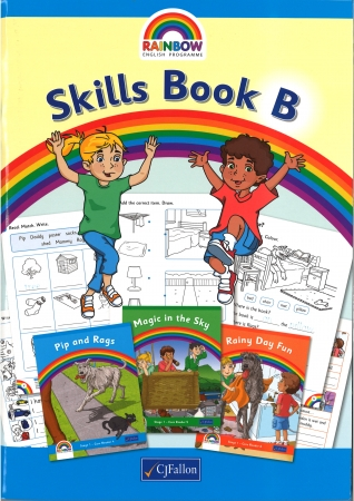 Skills Book B - Rainbow Stage One - Senior Infants
