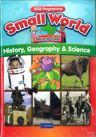 Small World Second Class Pack - Textbook & Project Copybook