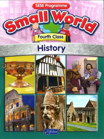 Small World History Textbook Fourth Class