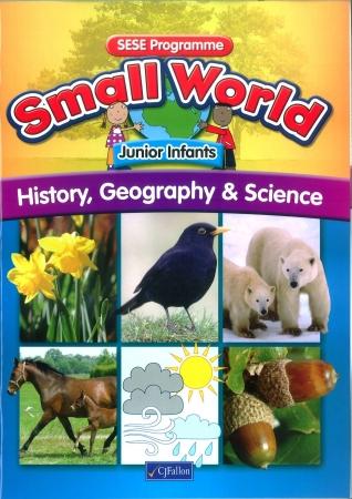 Small World Junior Infants - Textbook