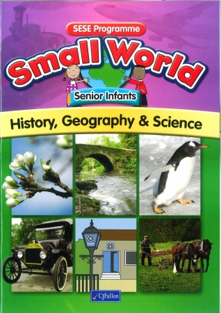 Small World Senior Infants - Textbook