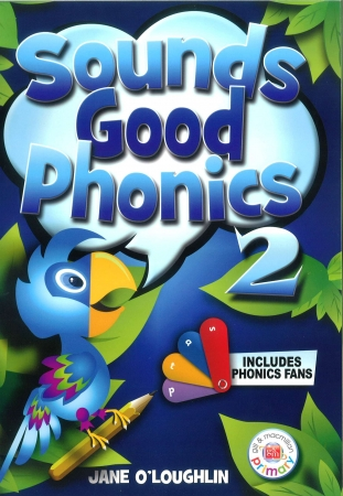 Sounds Good Phonics 2 - Senior Infants Pupil's Book