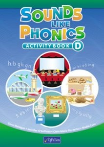 Sounds Like Phonics D - Activity Book - Second Class