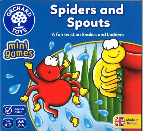 Spiders and Spouts