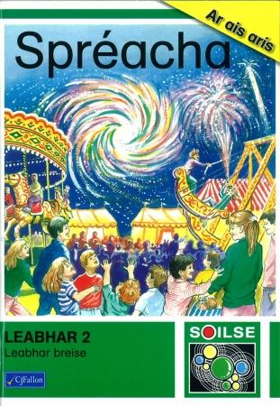 Spréacha - Soilse - Leabhar 2 - Leabhar Breise