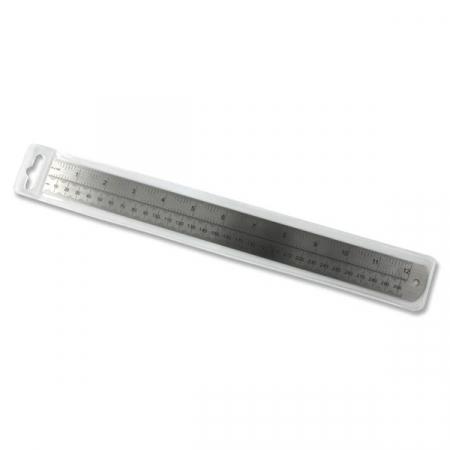 Premier Steel Ruler 30cm