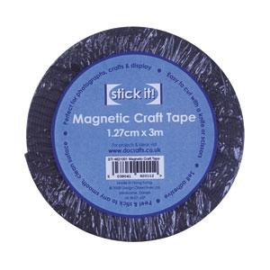 Magnetic tape 1.27cmx3m