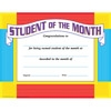 Certificate Student of the Month 30's