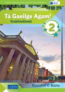 Ta Gaeilge Agam 2 Pack - Ordinary Level - Junior Cycle Irish