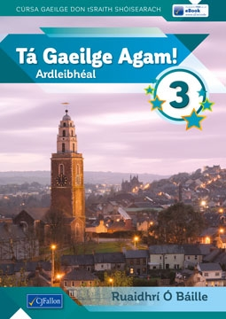 Ta Gaeilge Agam 3 Pack - Higher Level - Junior Cycle Irish