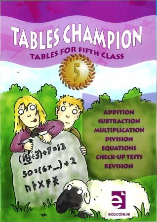 Tables Champion 5