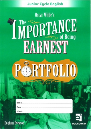 The Importance of Being Earnest Student Portfolio Workbook