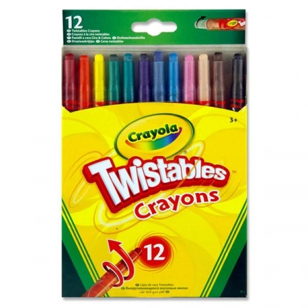Crayola Twistables 10 Pack