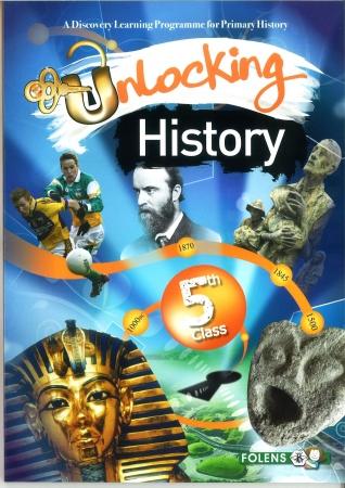 Unlocking History 5 - Fifth Class