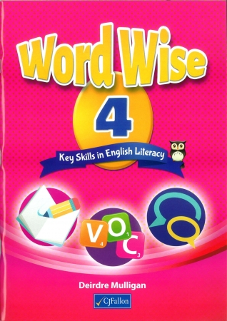 Word Wise 4 - Key Skills In English Literacy - Textbook
