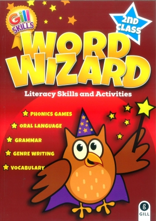 Word Wizard 2 - Literacy Skills & Activities - Second Class