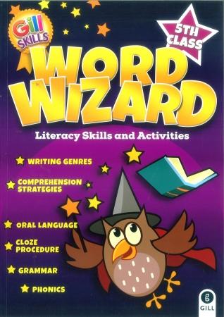 Word Wizard 5 - Literacy Skills & Activities - Fifth Class
