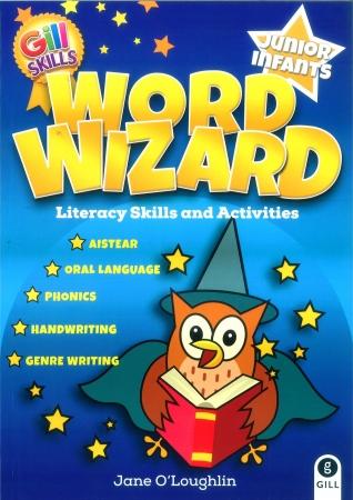 Word Wizard - Literacy Skills & Activities - Junior Infants