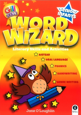 Word Wizard - Literacy Skills & Activities - Senior Infants